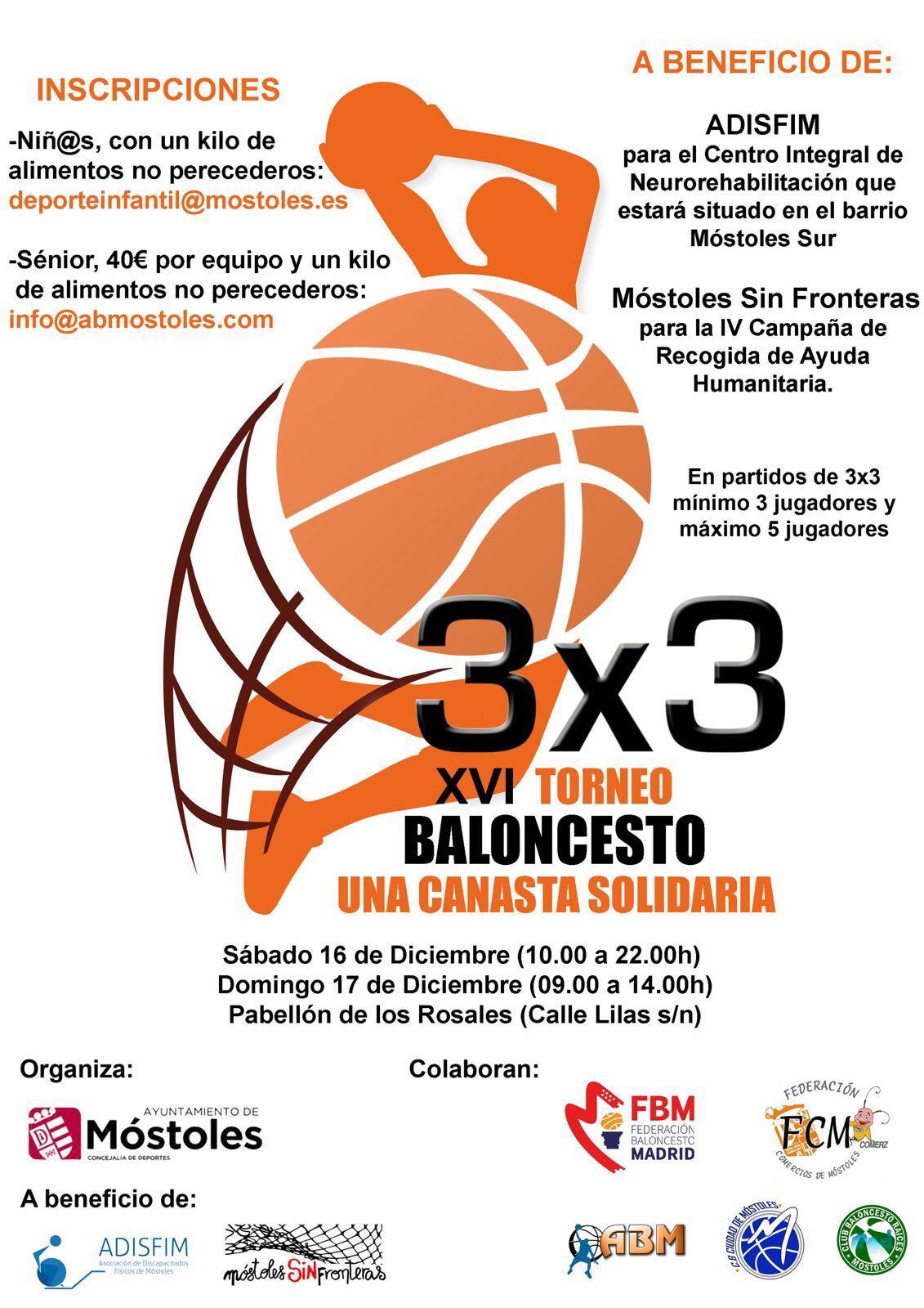 XVI Torneo Canasta Solidaria